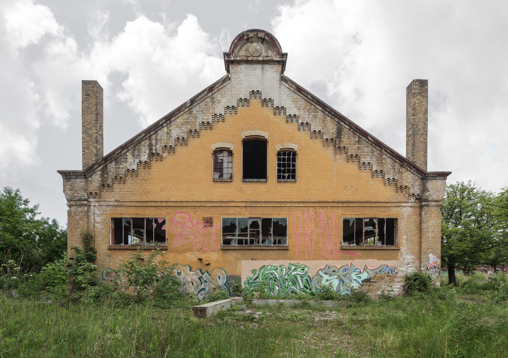 Regentaucher Architekturfotografie | Awaiting Leipzig