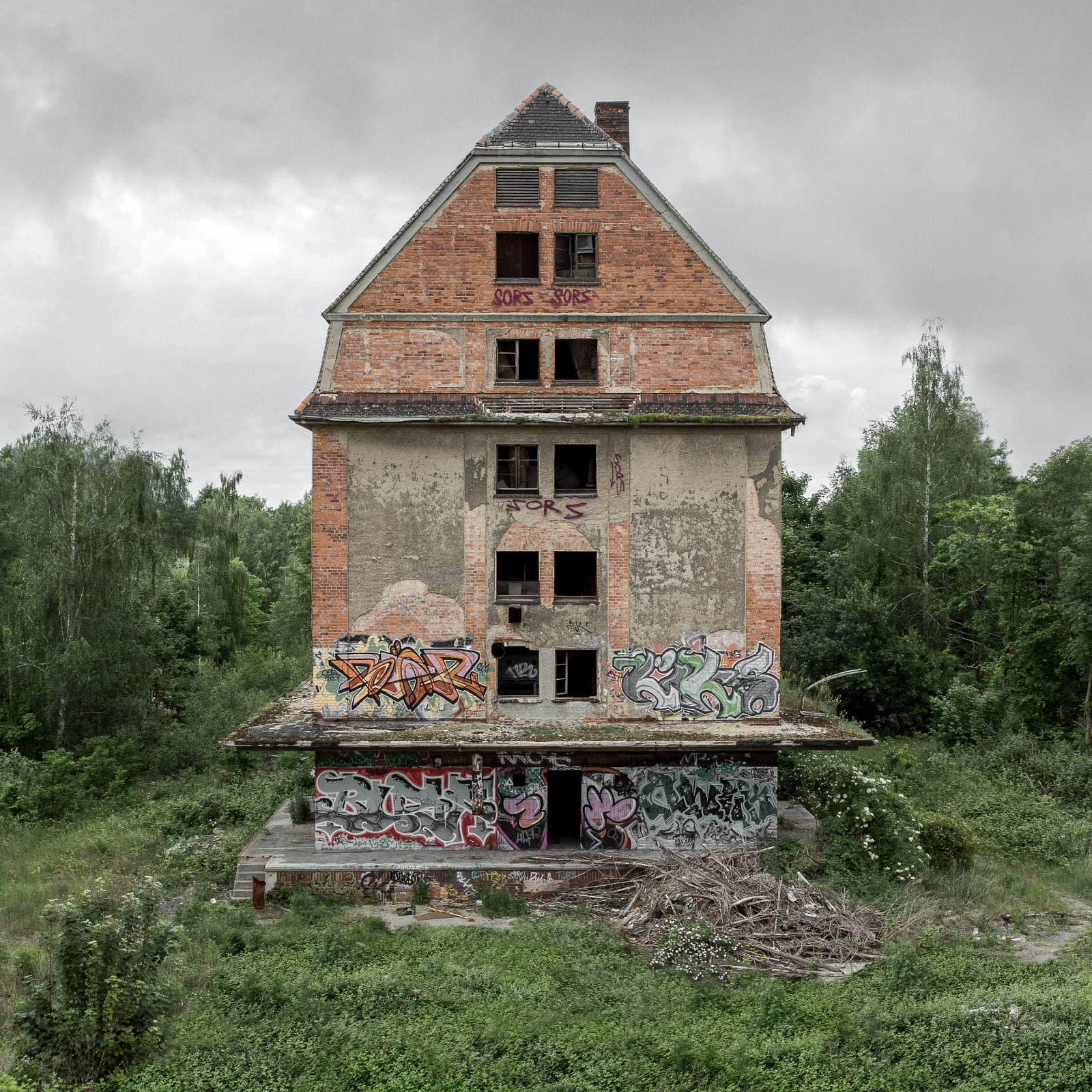 Regentaucher Architekturfotografie | Awaiting Leipzig Sors