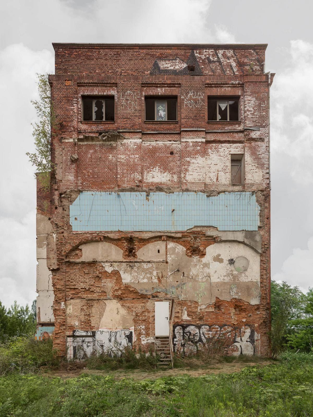 Regentaucher Architekturfotografie | Awaiting Leipzig Swiderski Nord