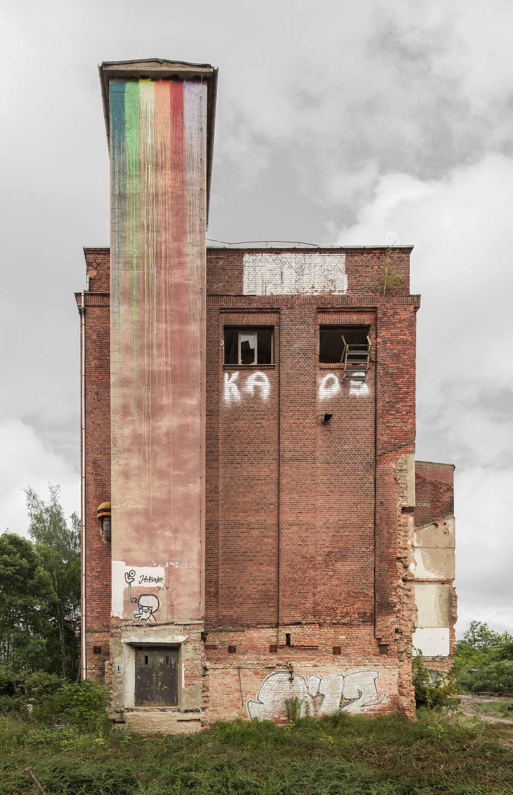 Regentaucher Architekturfotografie | Awaiting Leipzig Swiderski Süd