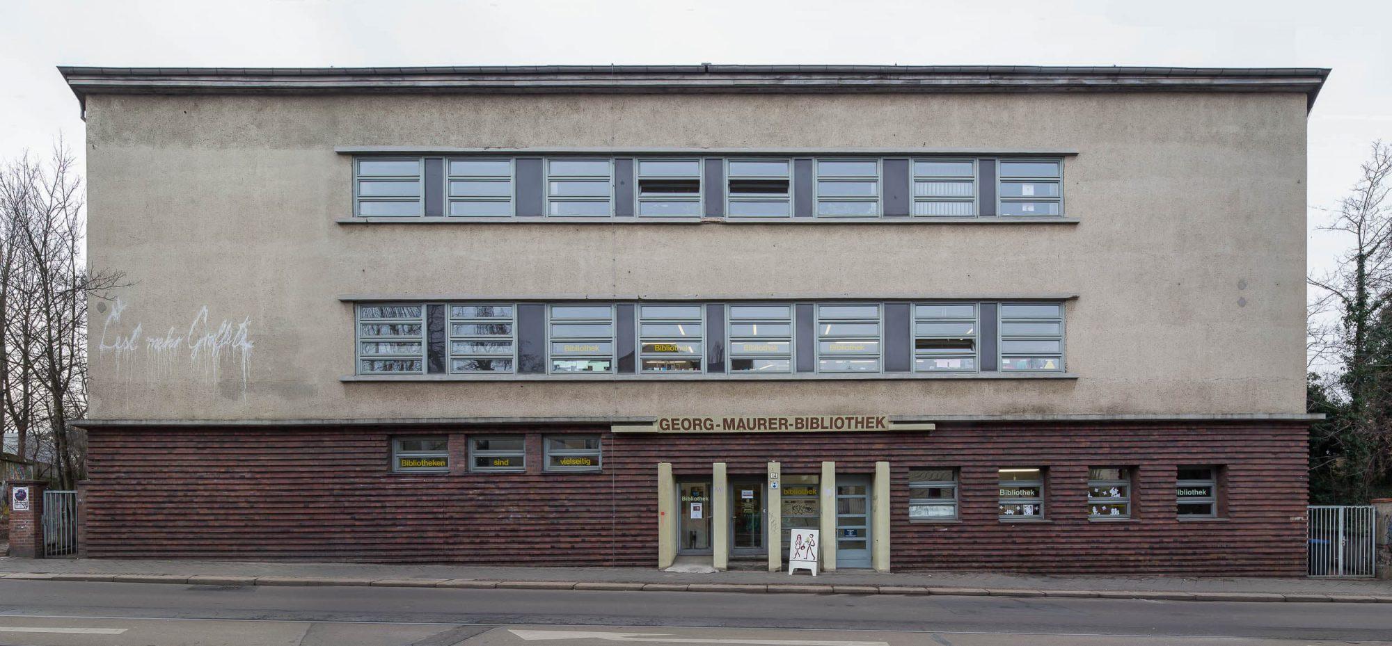 Regentaucher Architekturfotografie | W&V Architekten Langendorfer Straße