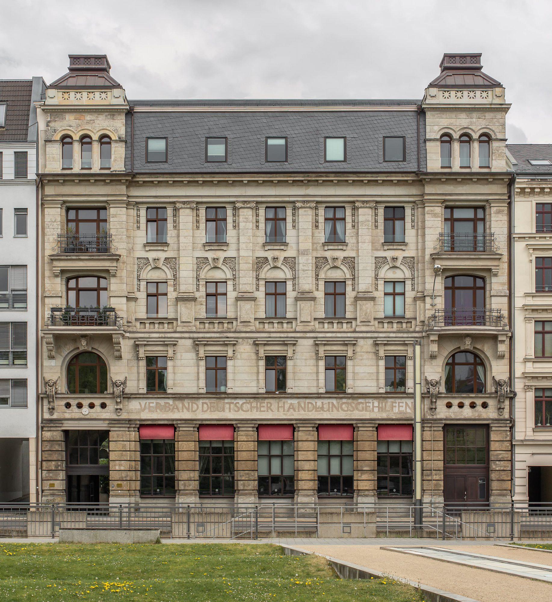Regentaucher Architekturfotografie | Architekturbüro Voigt Harortstraße Leipzig