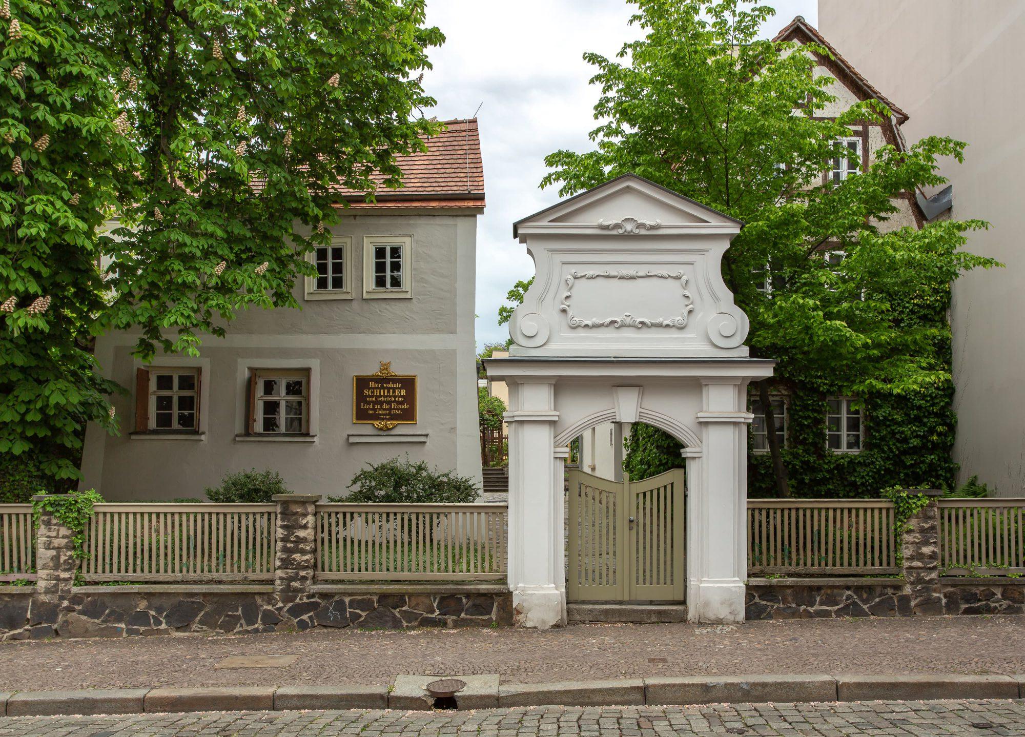 Regentaucher Architekturfotografie | Architekturbüro Voigt Schillerhaus Leipzig