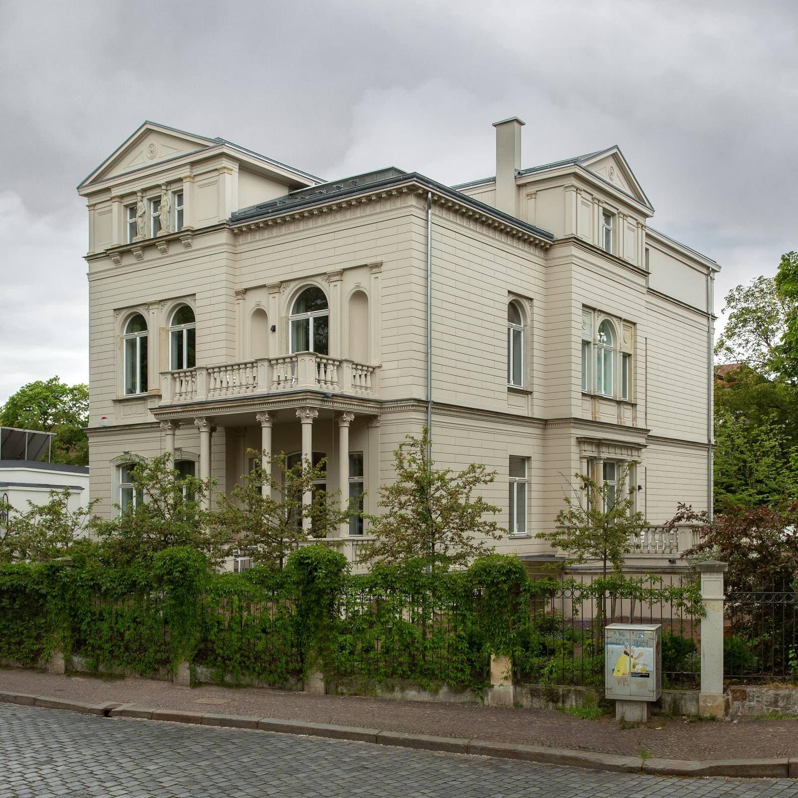 Regentaucher Architekturfotografie | Architekturbüro Voigt Leipzig