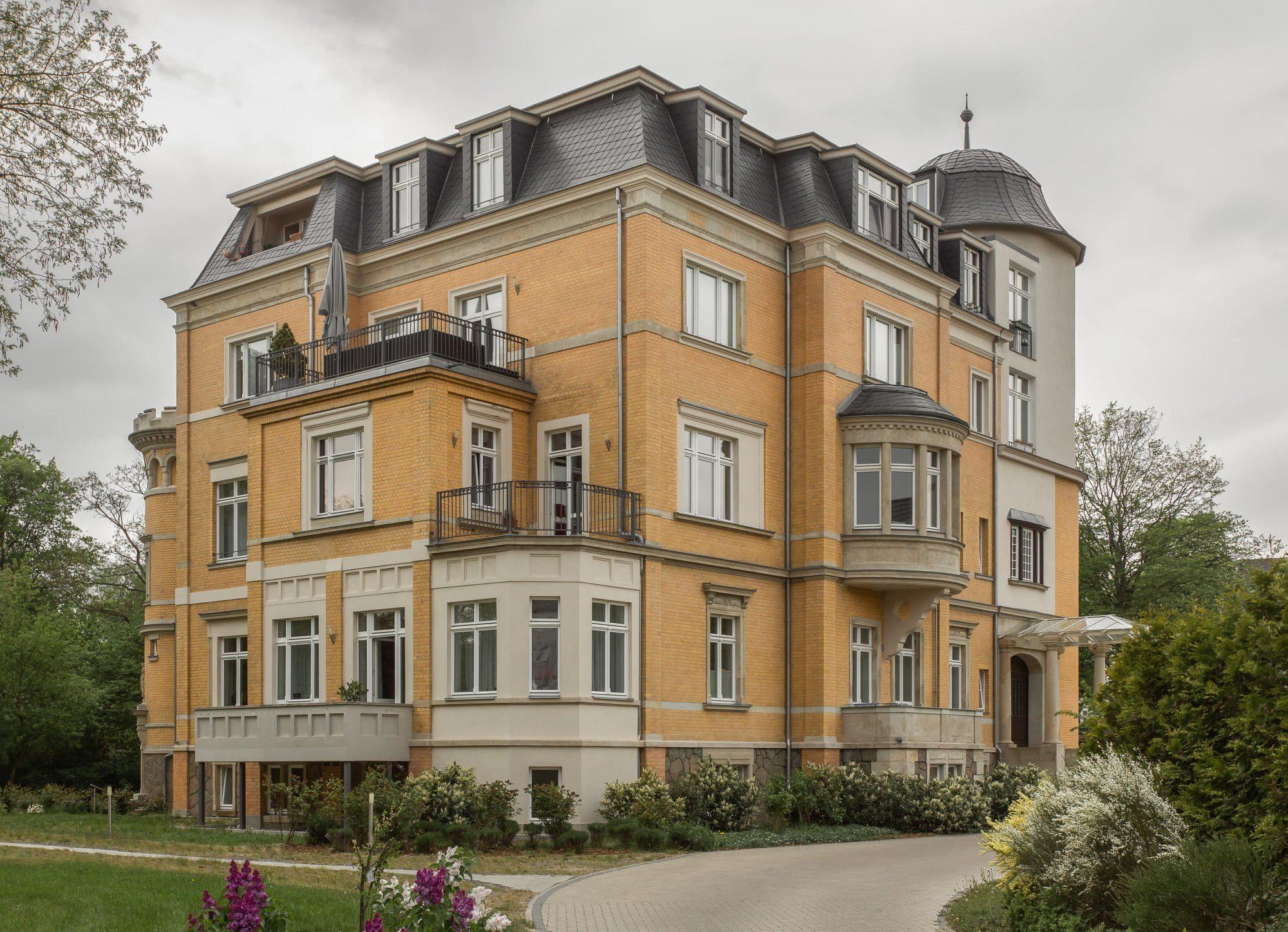 Regentaucher Architekturfotografie | Architekturbüro Voigt Zweinaundofer Straße Leipzig