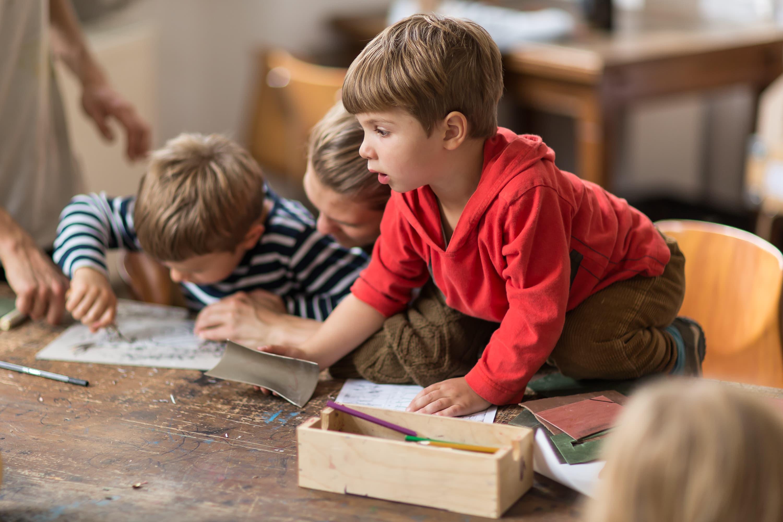 Portraitfotografie eines Kindes bei den Buchkindern Leipzig | Regentaucher Fotografie