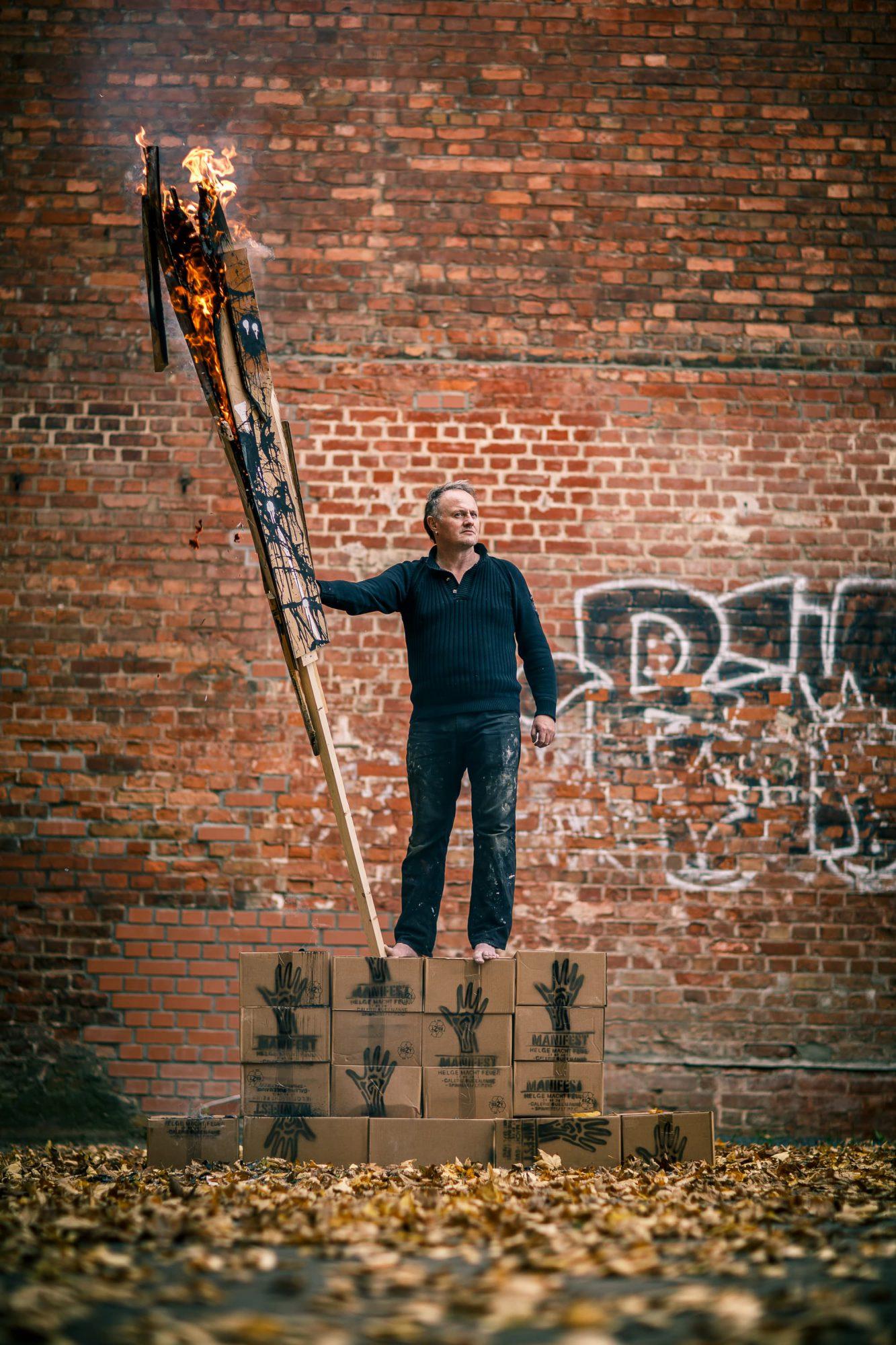 Regentaucher Portraitfotografie | Helge Hommes