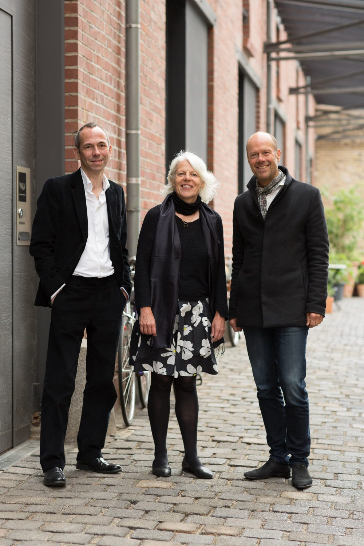 Regentaucher Portraitfotografie | W&V Architekten