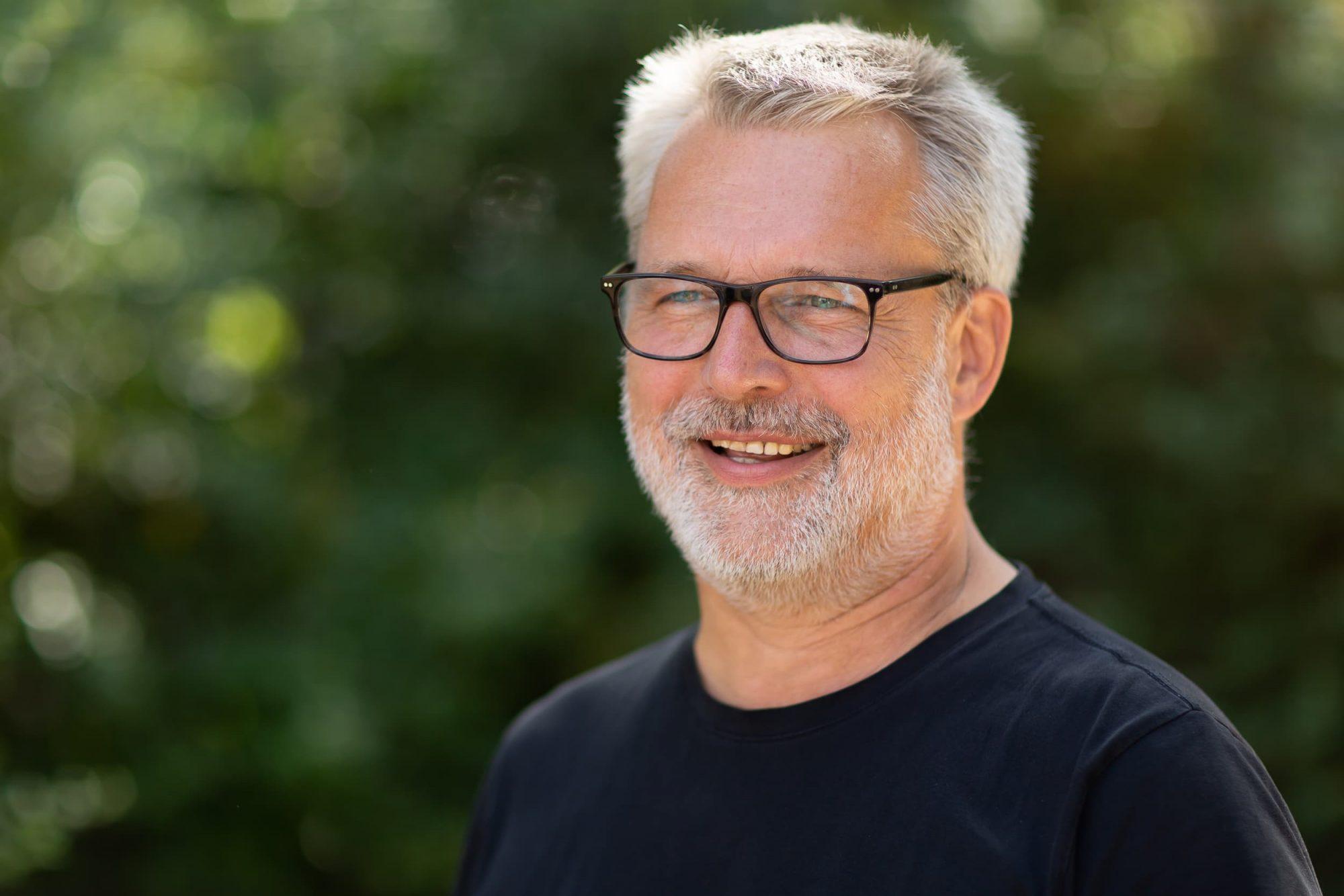 Ralf Wagener engagiert sich seit mehreren Jahren für den Zirkus Upsala.